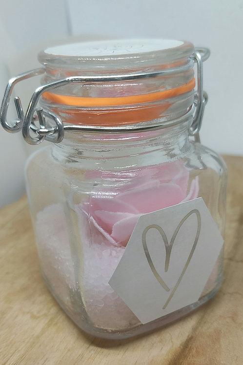 Bocal Pink Heart