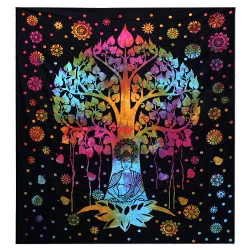 Tenture Simple arbre Bodhi