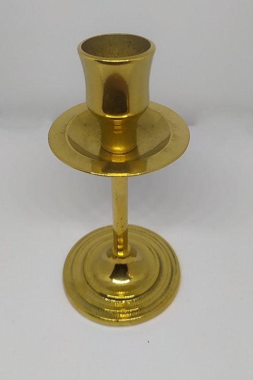 Bougeoir chandelier laiton 12 cm