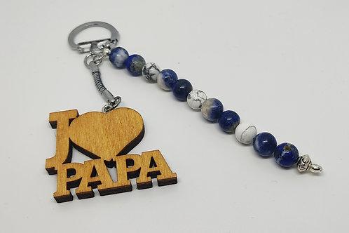 Porte-clés papa #3