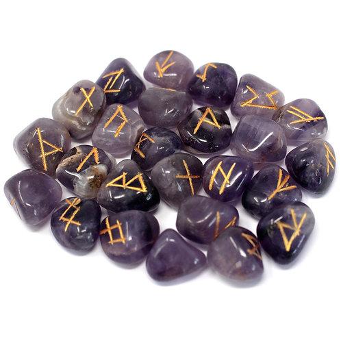 Runes Celtiques Améthyste