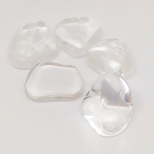 Cristal de roche du Brésil ( 2 à 3 cm )