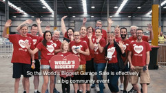 World's Biggest Garage Sale with Yasmin Grigaliunas (CEO)
