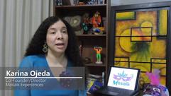 Mosaik Experiences with Karina Ojeda