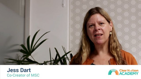 Most Significant Change (MSC) with Jess Dart (ES S02 E02)