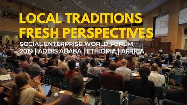 Local Traditions, Fresh Perspectives - SEWF2019 Ethiopia