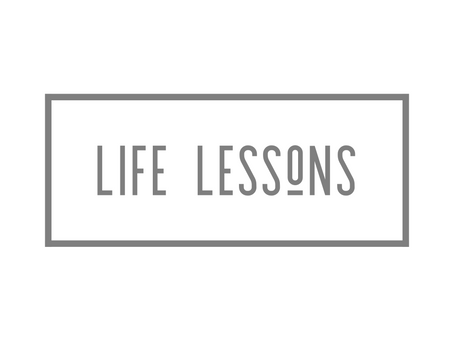 life lessons in difficult days
