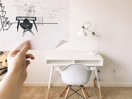 How To Create A Beautiful Office Space