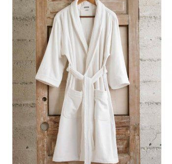 white robes and waiting