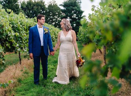 Bowling Green, Kentucky| Intimate backyard wedding, Jamie+ Dennis| destination wedding photographer