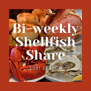 Biweekly Shellfish Schedule