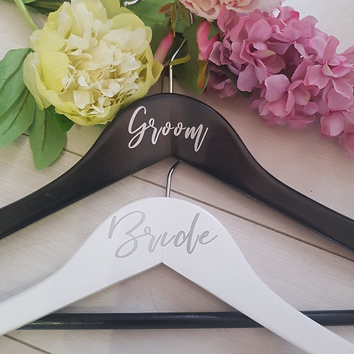 Bridal Hanger Decals