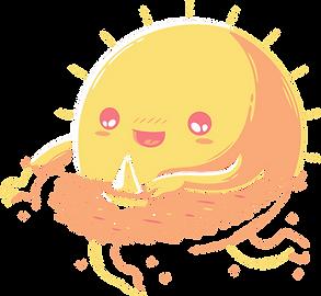 svømming Sun