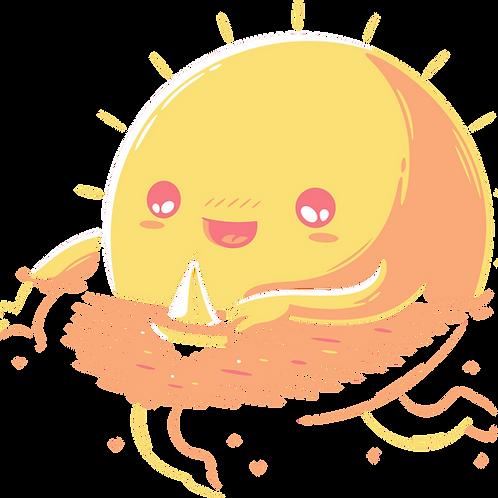 改善HEA爆性格 打開太陽輪