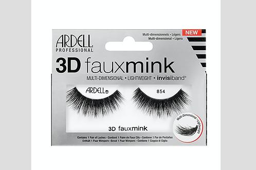 ARDELL 3D FAUX MINK 854 BLACK