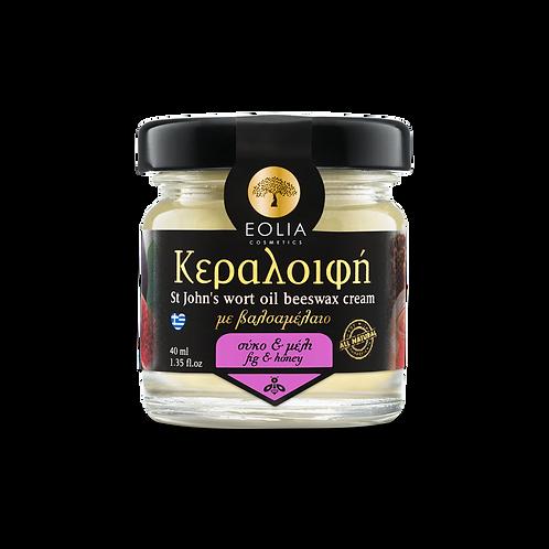 Κεραλοιφή Με Σύκο Και Μέλι 40ml