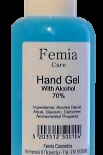 Gel Καθαρισμού Χεριών Femia Care 100ml