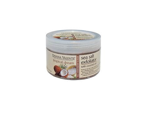 Coconut Sea Salt Exfoliator 250gr
