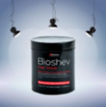 Bioshev Hair Mask - Mάσκα μαλλιών Bioshev