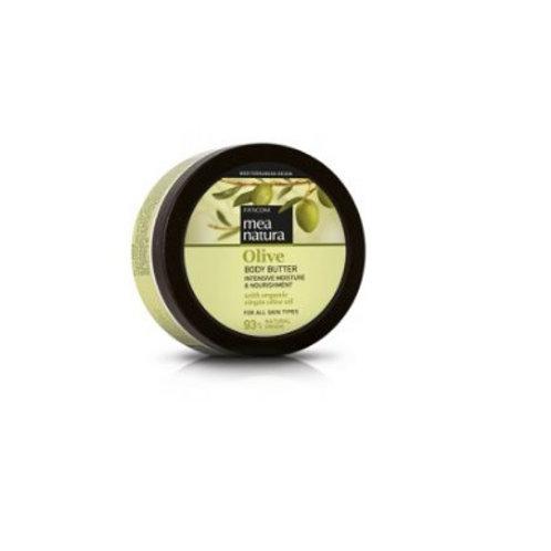 Olive Βούτυρο Σώματος για Εντατική Ενυδάτωση & Θρέψη 250ml