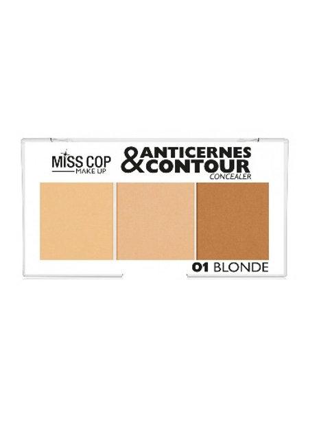 Concealer & Contour Palette