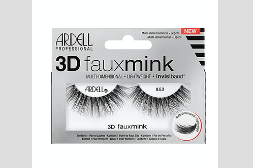 ARDELL 3D FAUX MINK 853 BLACK