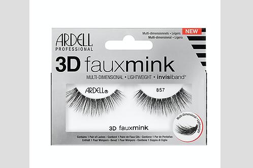 ARDELL 3D FAUX MINK 857 BLACK