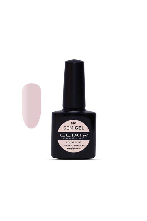 Ημιμόνιμο βερνίκι – #810 (Pink Pearle)