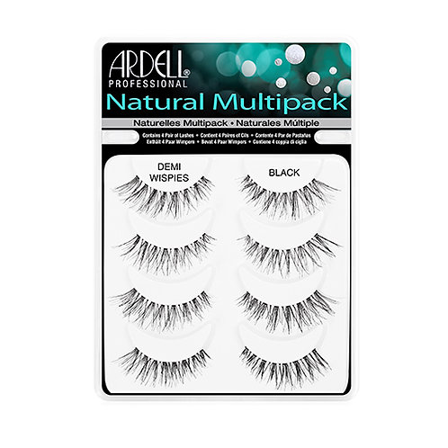 ARDELL MULTIPACK DEMI WISPIES 4 PACK