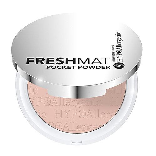 Bell HYPOAllergenic Fresh Mat Pocket Powder 11gr
