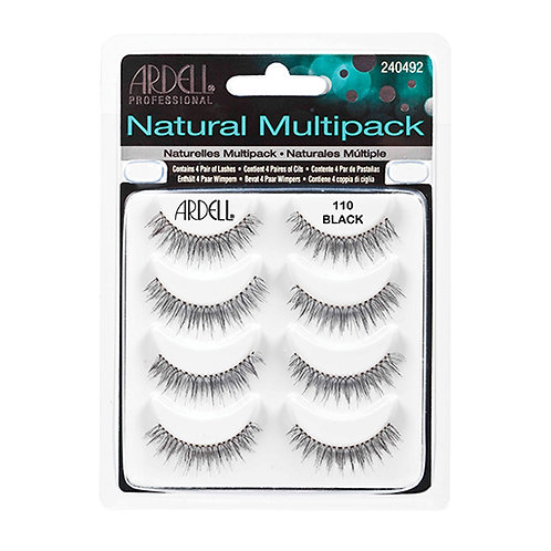 ARDELL NATURAL MULTIPACK 110 - 4 PACK