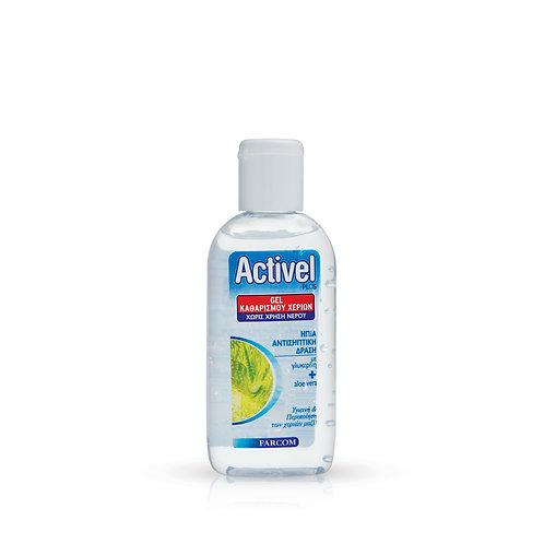 Gel Καθαρισμού Χεριών Activel Plus 80ml