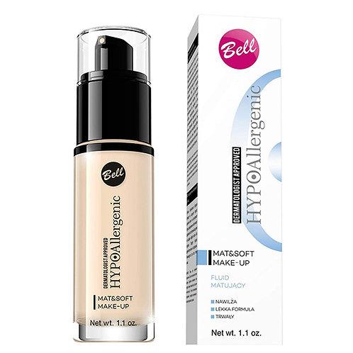 Bell HYPOAllergenic Mat&Soft Makeup 32ml