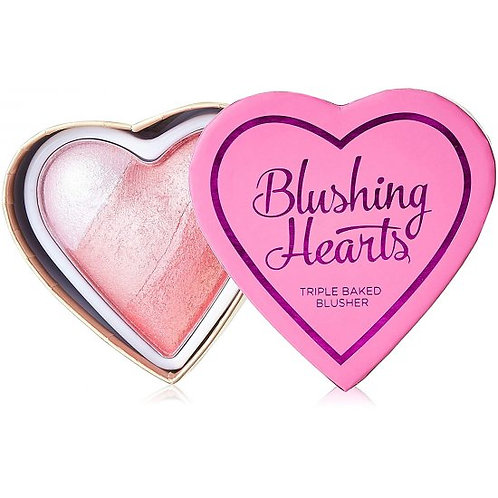 Makeup Revolution Blusher Blushing Hearts Bursting With Love 10gr