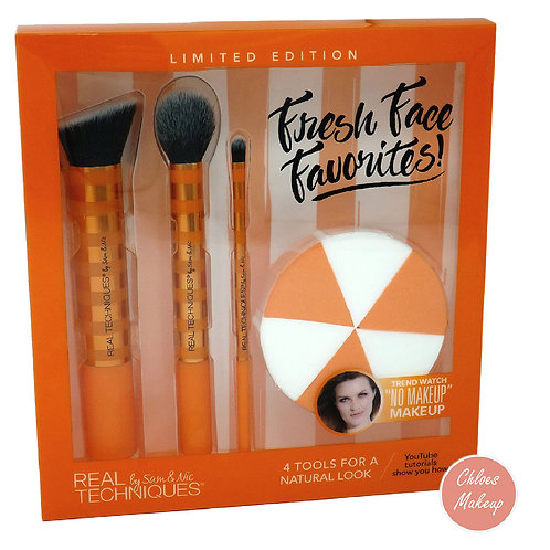 Real Techniques Fresh Face Favorites 91576 Limited Edition