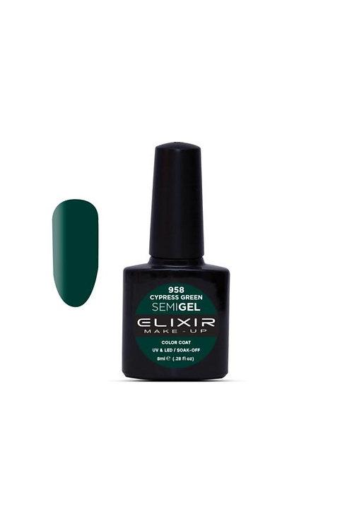 Ημιμόνιμο βερνίκι – #958 (Cypress Green)