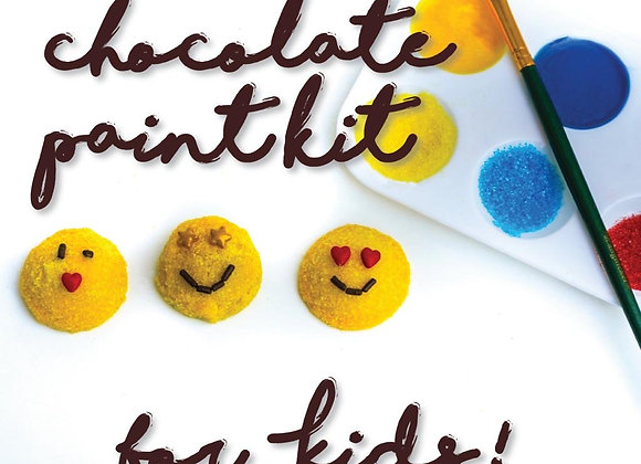 Chocolate Paint Kit for Kids
