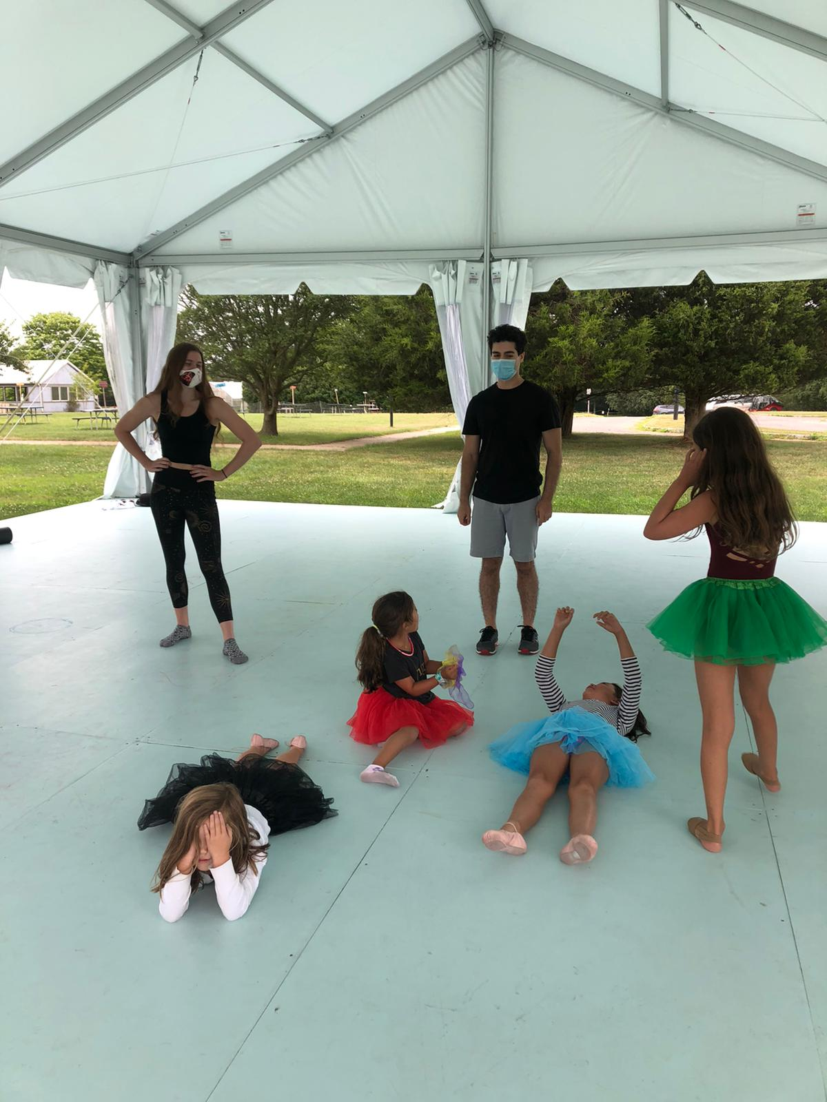 Little Barn Magical Musical Theatre Camp - DANCE - SING - ACT - PERFORM - Hayground, Bridgehampton