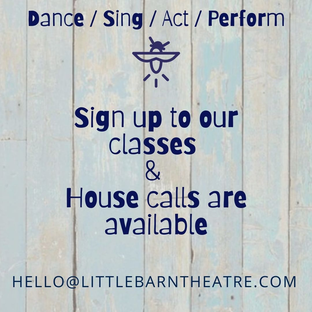 Sign up to our classes