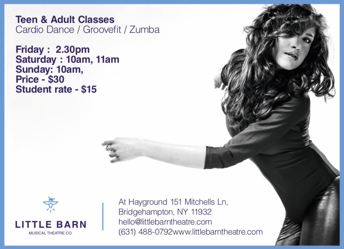 Teen & Adult Cardio Dance Classes