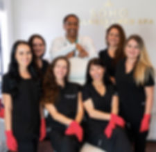 SOHO Wellness & Med Spa Team