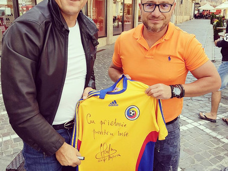 Gică Popescu,susține campania pentru IMRE Janko!