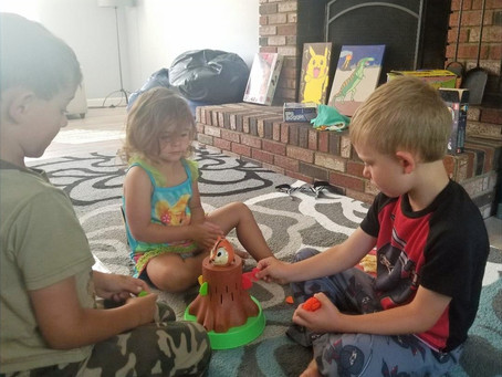 The Benefits of Board Games for Children and Adults