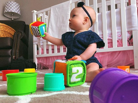 """The """"Building Blocks"""" For Your Baby's Development"""