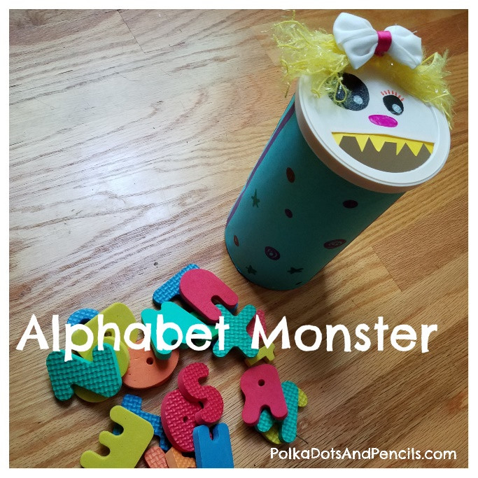 DIY toddler activities