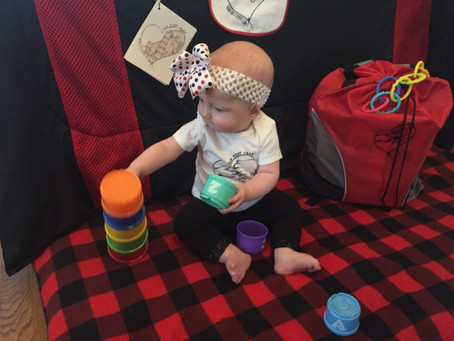 How to Get Your Baby to Sit on Their Own