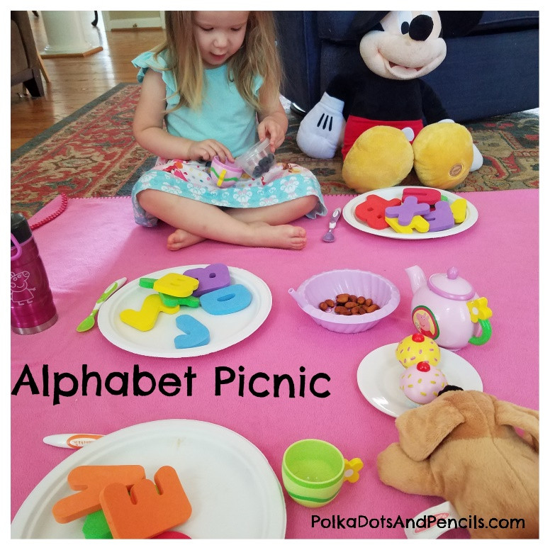 Toddler picnic