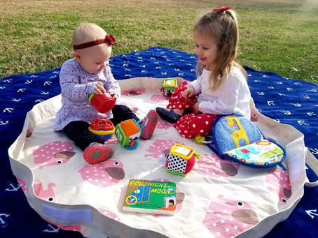It's Winter Break...Fun Activities for Your Infant and Toddler