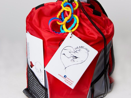Maximize Your Child's Developmental Potential with a bag from Our First Year