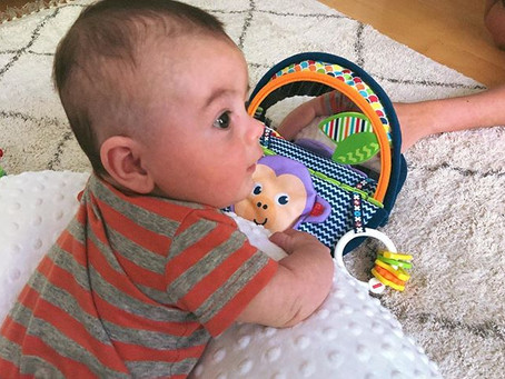 What Is the Vestibular System and Why Is It Important for Your Baby???
